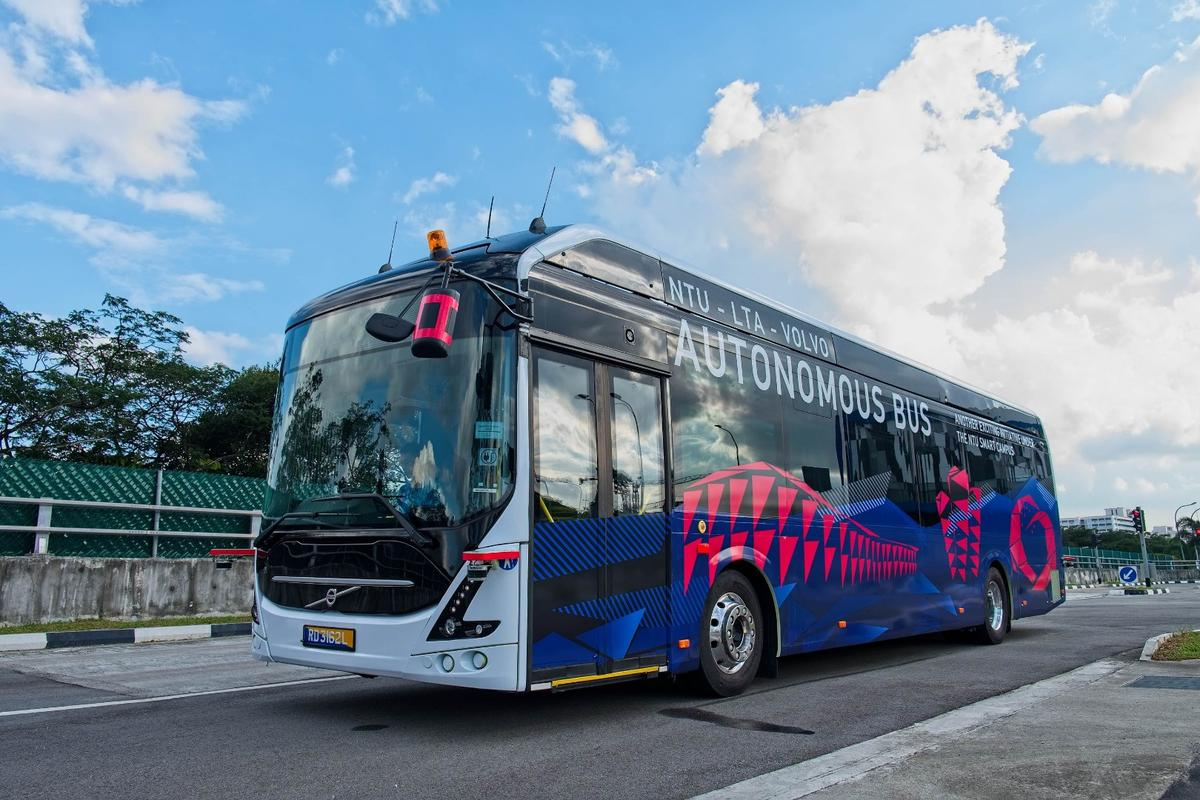 With autonomous truck, car, taxi and shuttle bus trials already underway on the island state, Singapore appears intent on positioning itself at the vanguard of self-driving technologies