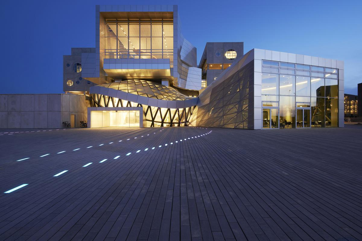 The House of Music was designed by Coop Himmelb(l)au (Photo: Martin Schubert)