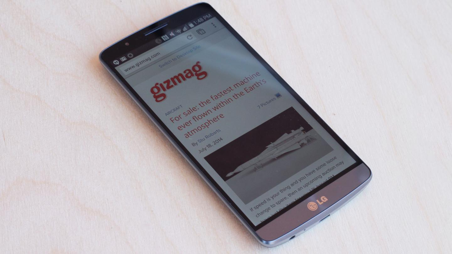 Meet the LG G3