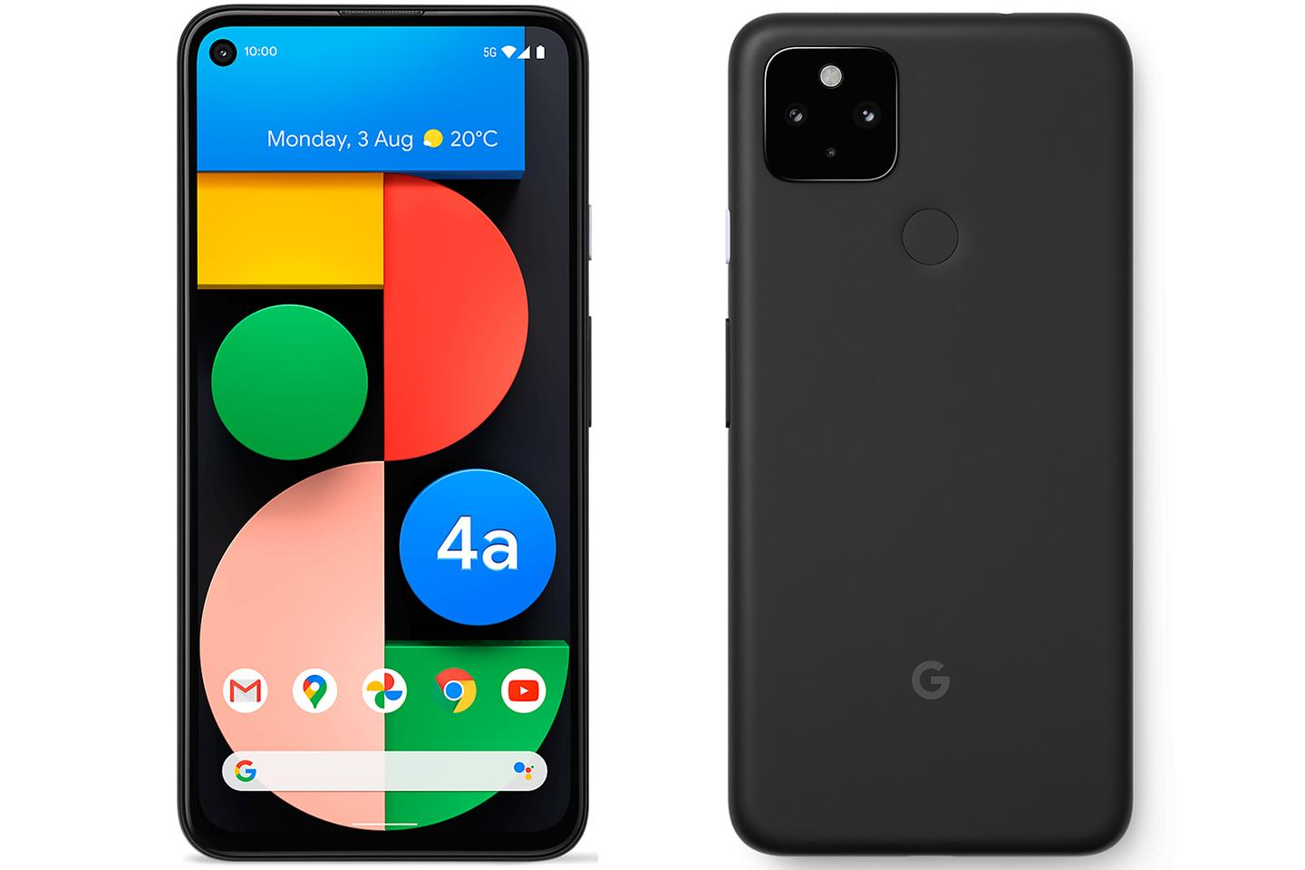 The Google Pixel 4a 5G hits the right balance between performance and price