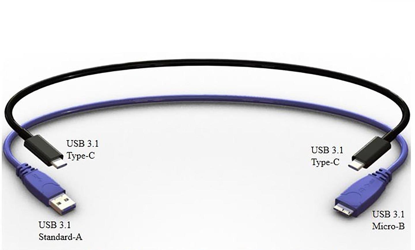 USB 3.1 Type C – the next generation USB cable
