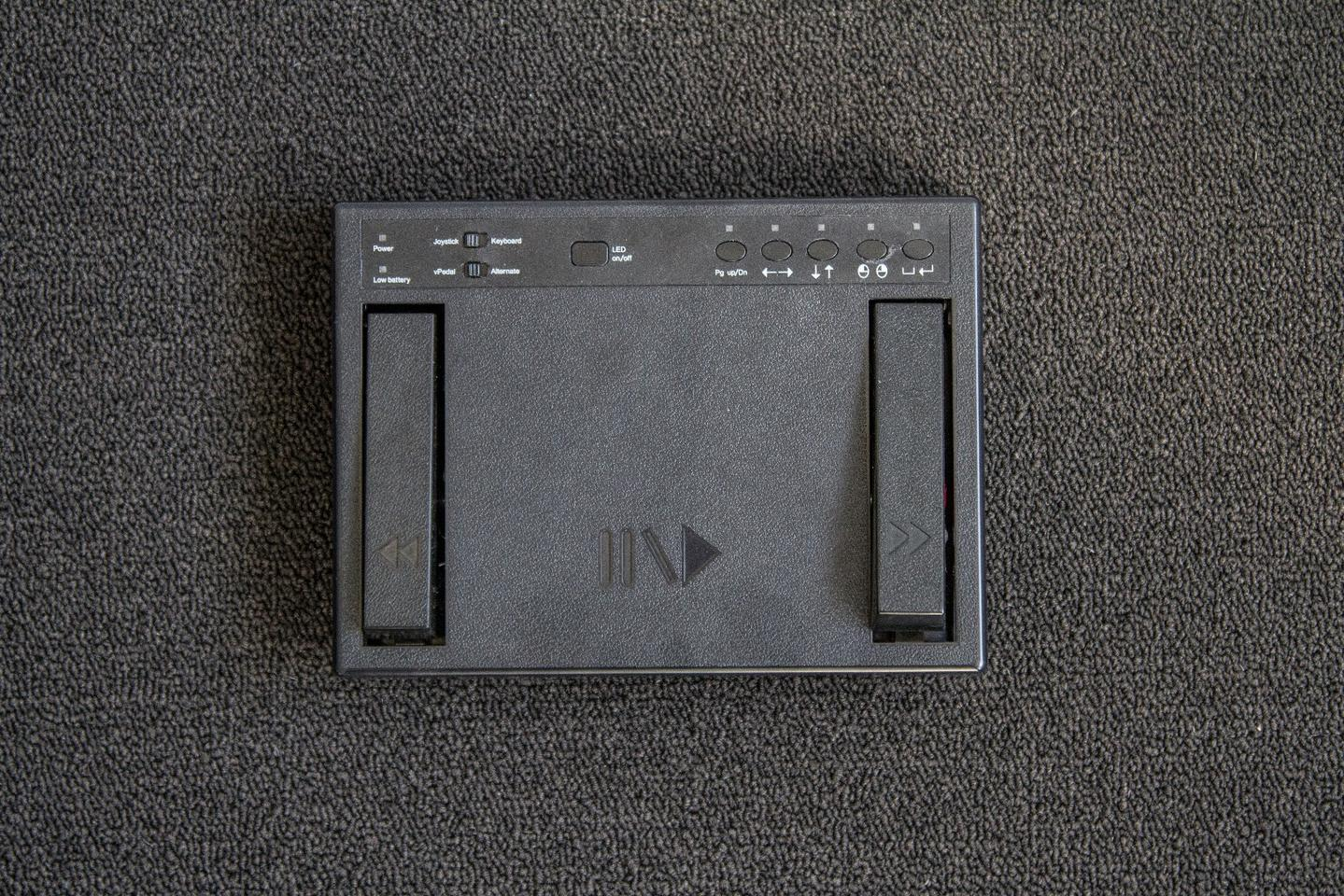 Vpedal vP4 MkII: a Bluetooth pedal to take some of the pain of of audio transcriptions