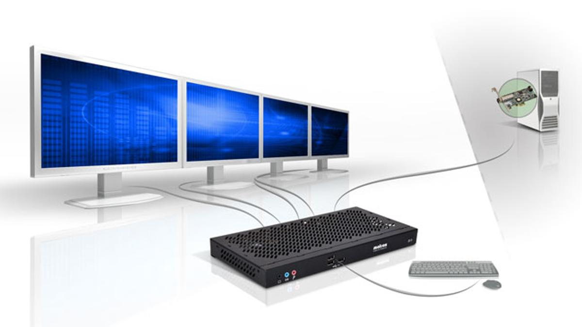 Matrox Extio F2408 KVM Extension Solution