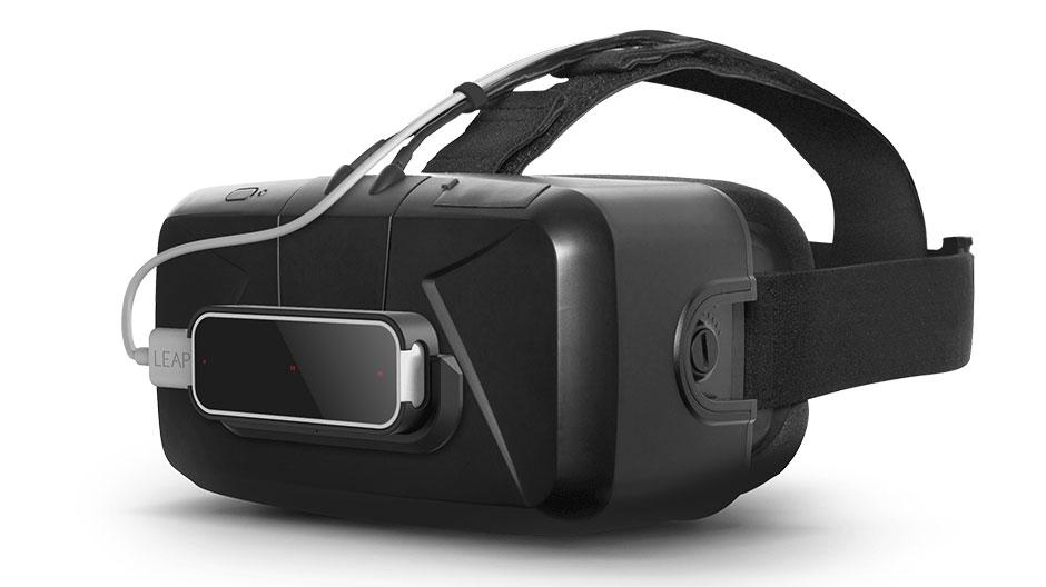 Starting in May, OSVR dev kit owners will have the option of ordering a unit with an attached Leap Motion sensor