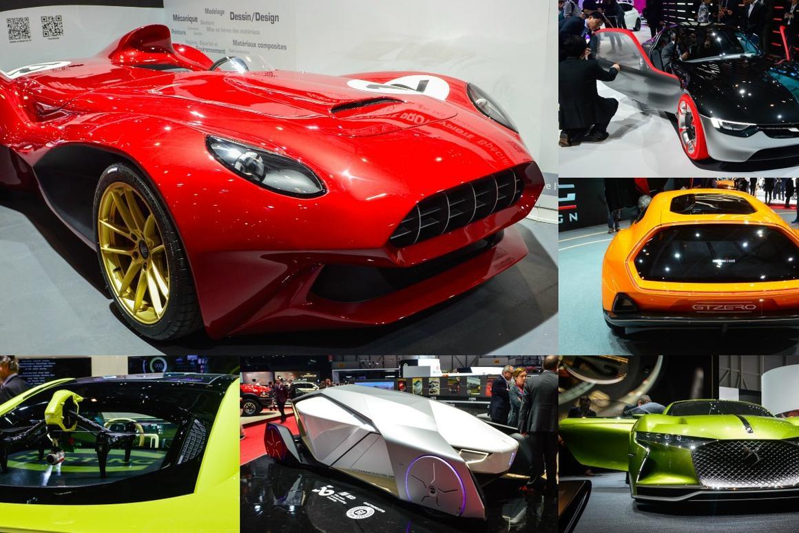 Geneva 2016: The concepts