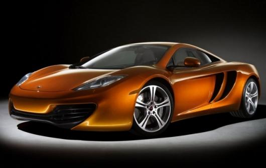 The stunning MP4-12C is certainly a sight to behold