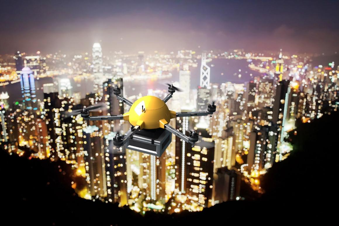 New drone rules under consideration could open up some interesting new uses for the unmanned aircraft