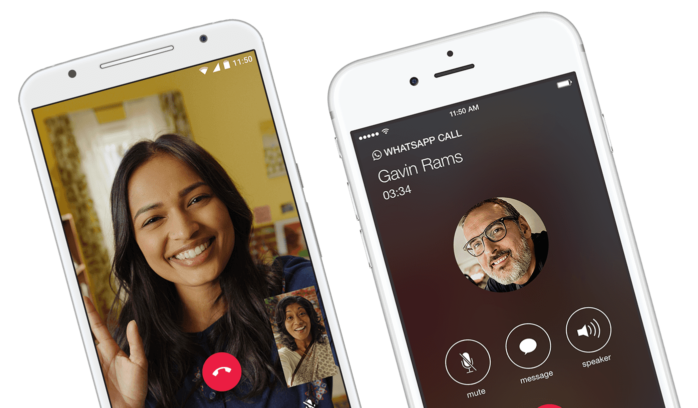 WhatsApp calls offer attackers a way in to others' mobile devices