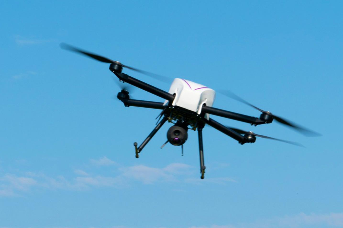 Quaternium's hybrid drone breaks the 10-hour mark