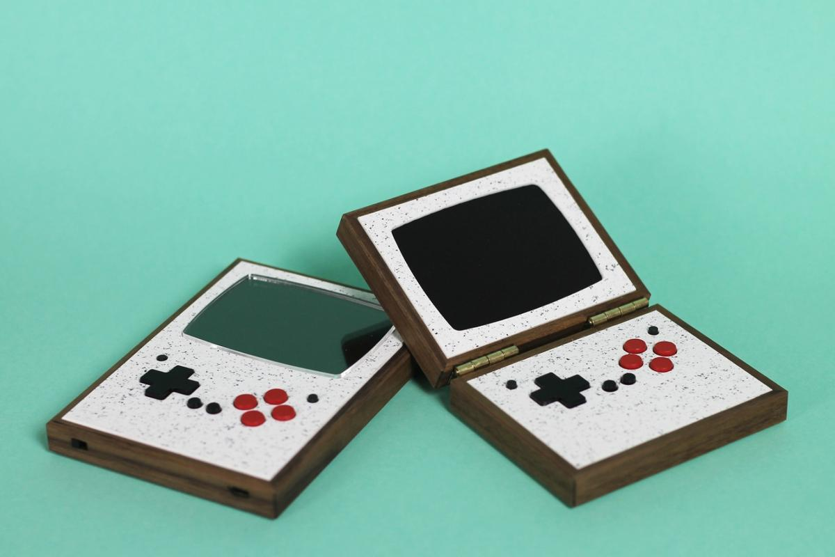 The Pixel Vision 2.0 clamshell and one-piece pocket consoles are limited to just 50 units each