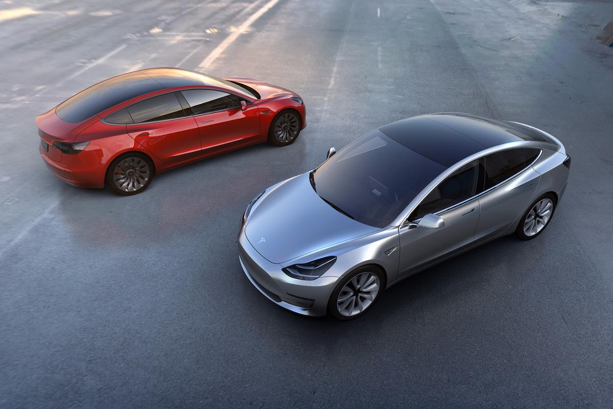 The Tesla Model 3 will be among the vehicles to come equipped with a complete self-driving hardware package