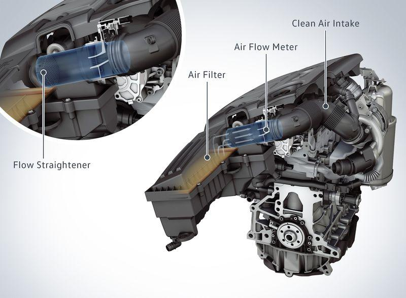"VW's ""simple"" fix for the 1.6L diesel involves an easy change to the engine's air intake"