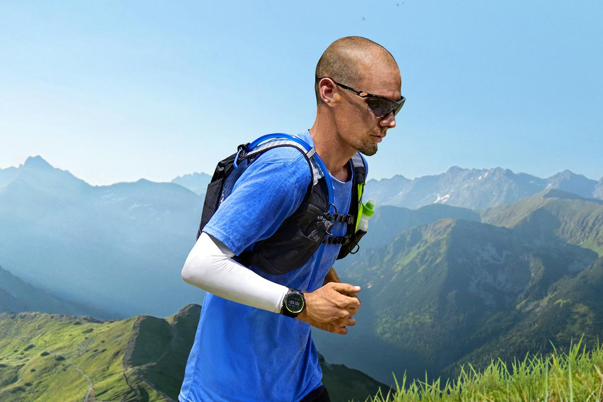 The Garmin Enduro can go a long time in the outdoors