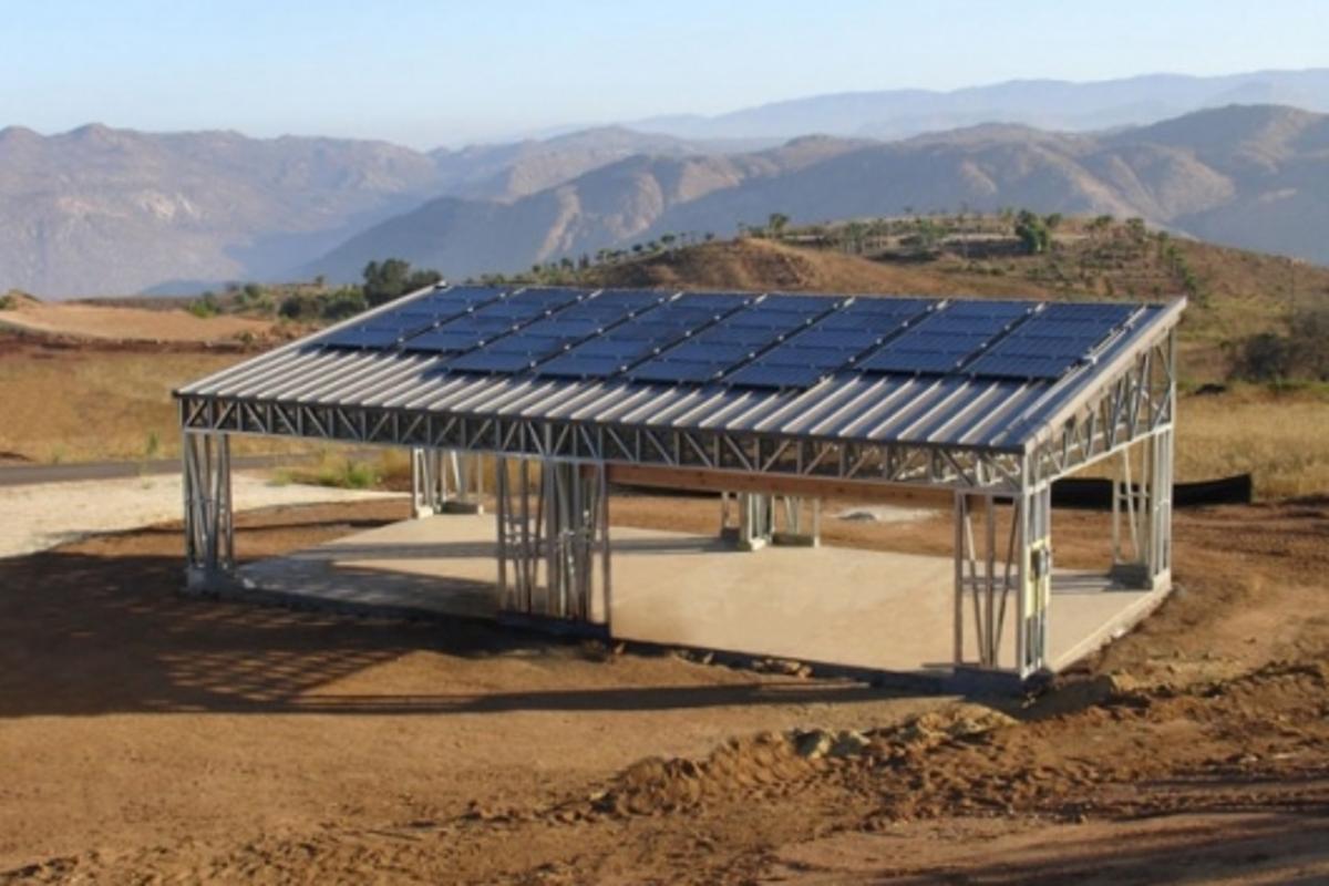 Envision Solar LifeVillage