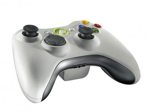 The new Xbox 360 controller