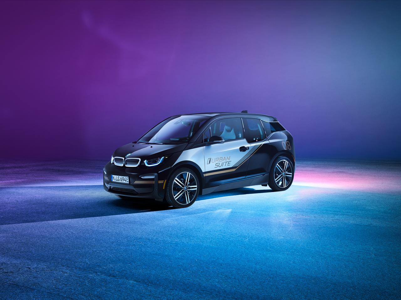 """BMW turns the i3 into a roomy """"suite"""" built for more comfortable commuting"""