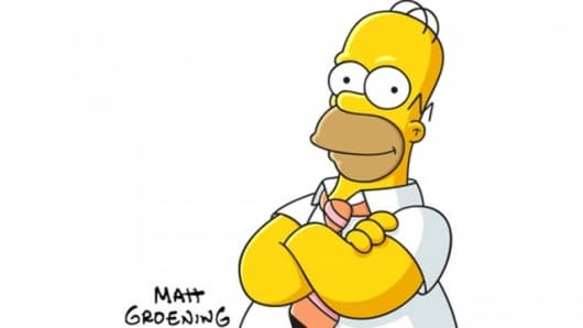 The dulcet tones of Homer Simpson are ready to guide you to the nearest donut shop