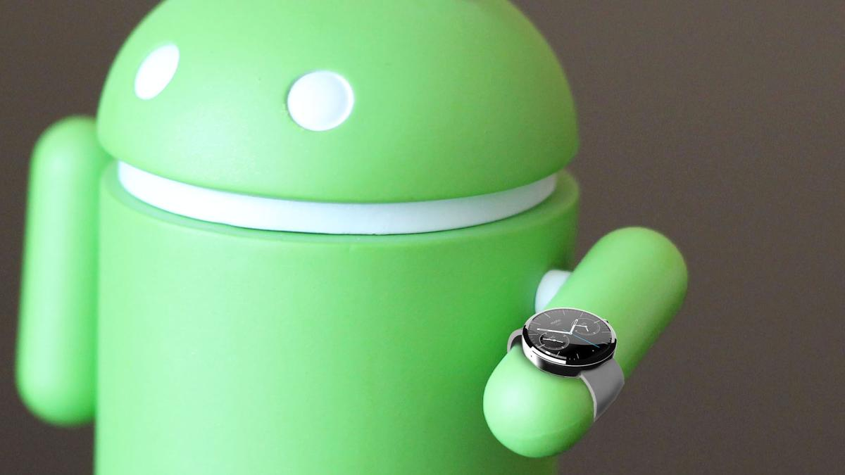 Gizmag reviews Android Wear ... at the very beginning
