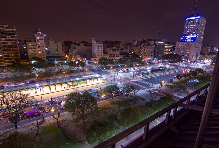 Buenos Aires is replacing 70 percent of its city lighting with Philips connected LED lighting