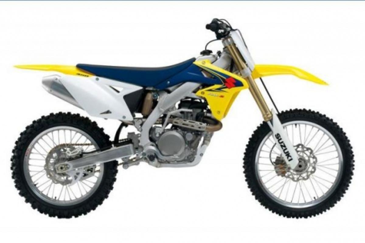 2008 RM-Z450