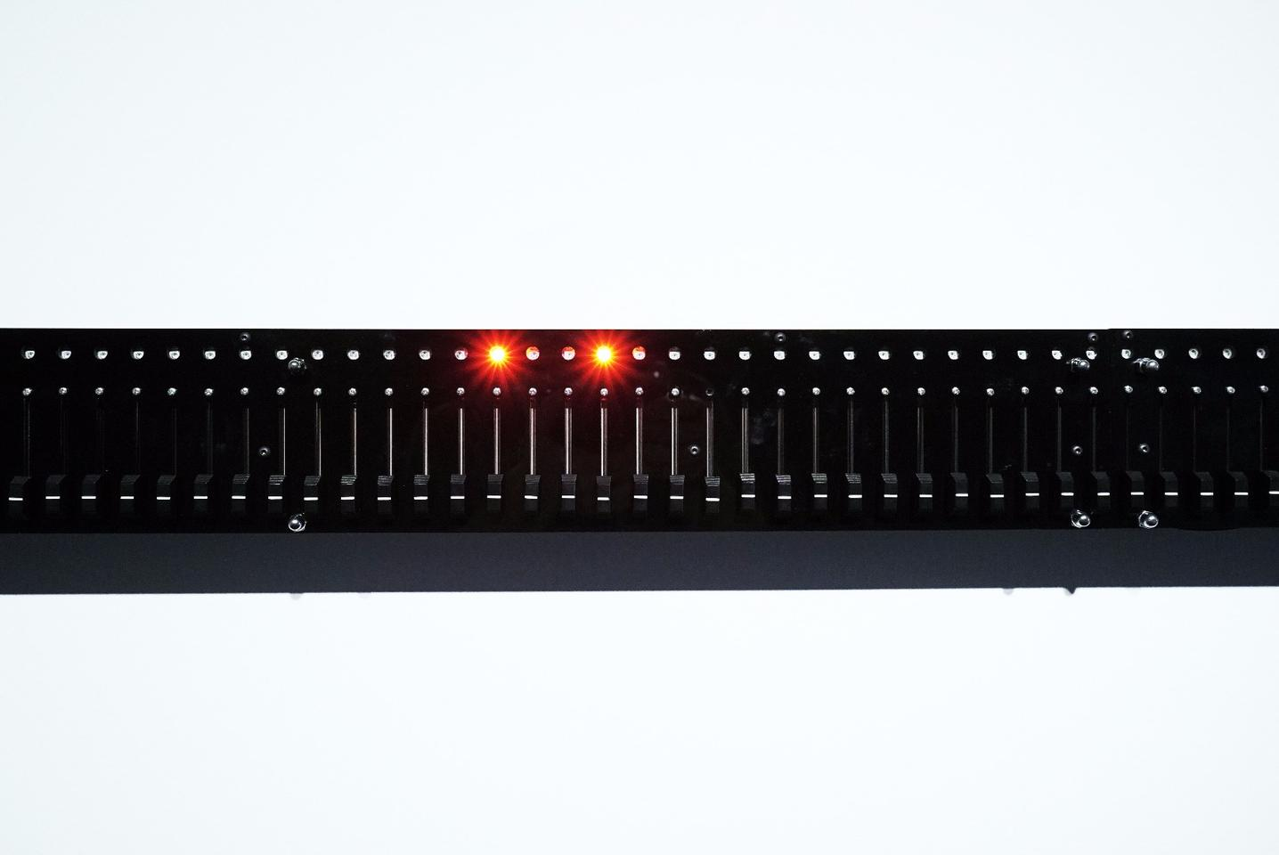 The Ivy 240 step sequencer has an Arduino Mega brain connected toanalog multiplexers