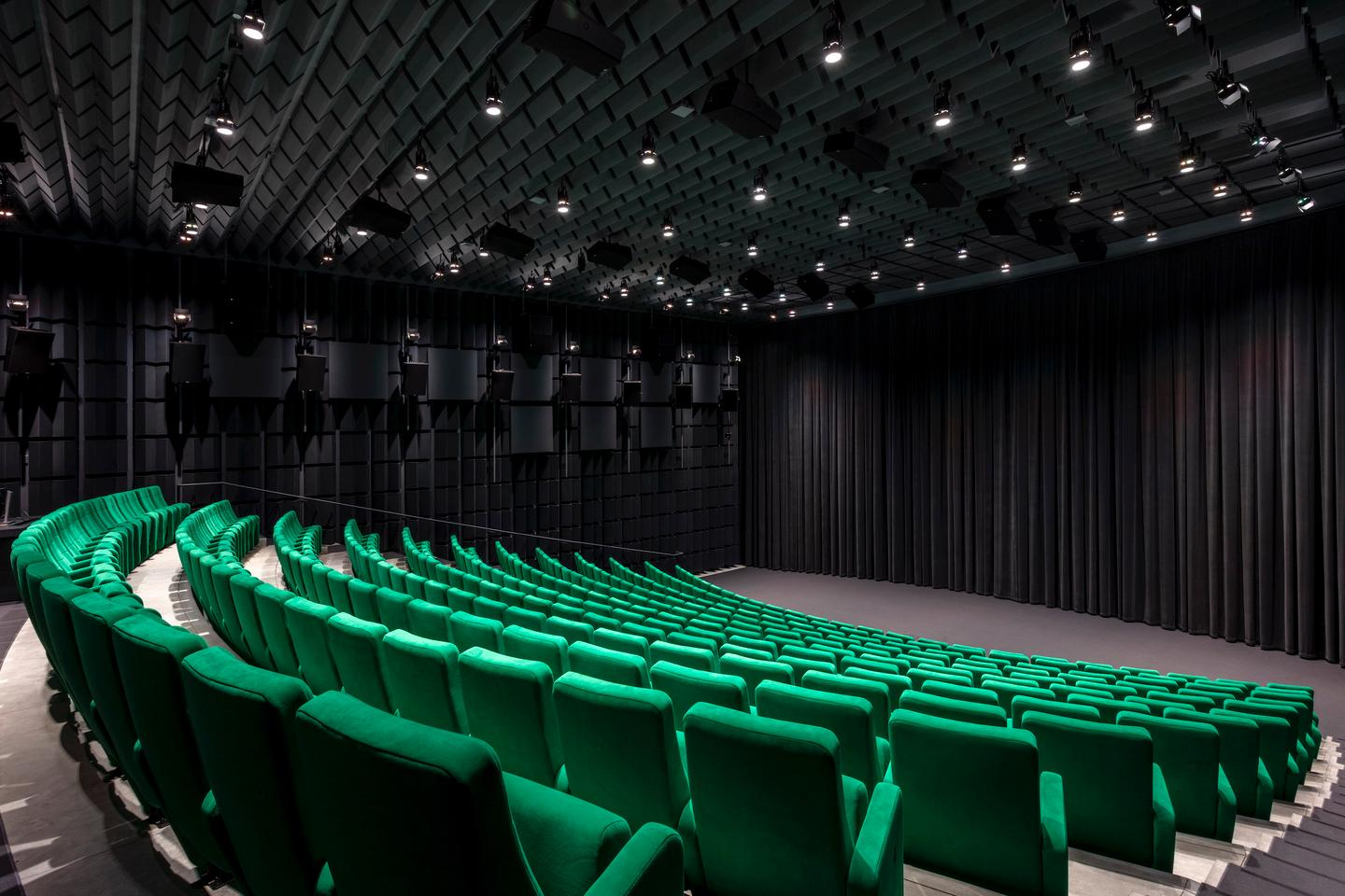 The Academy Museum of Motion Pictures' 288-seat Ted Mann Theater will host screenings
