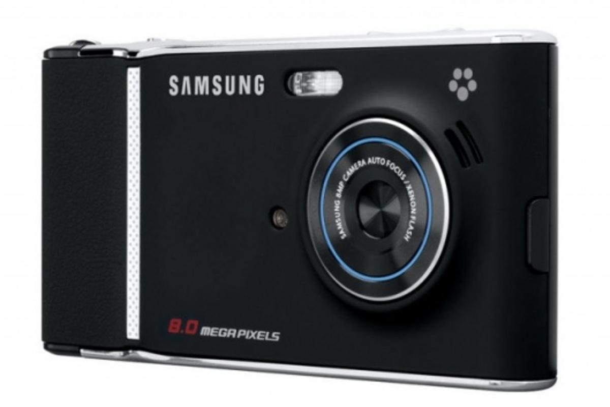 Samsung Memoir 8-megapixel camera phone