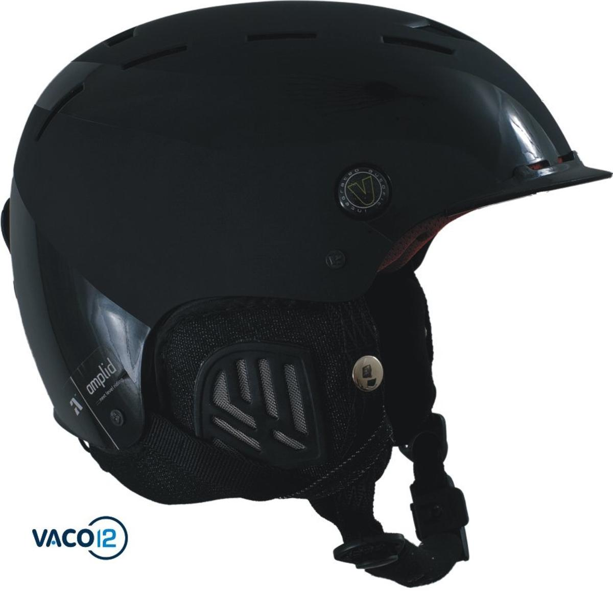 The Amplid Plasma helmet uses Vaco12 technology in its padding