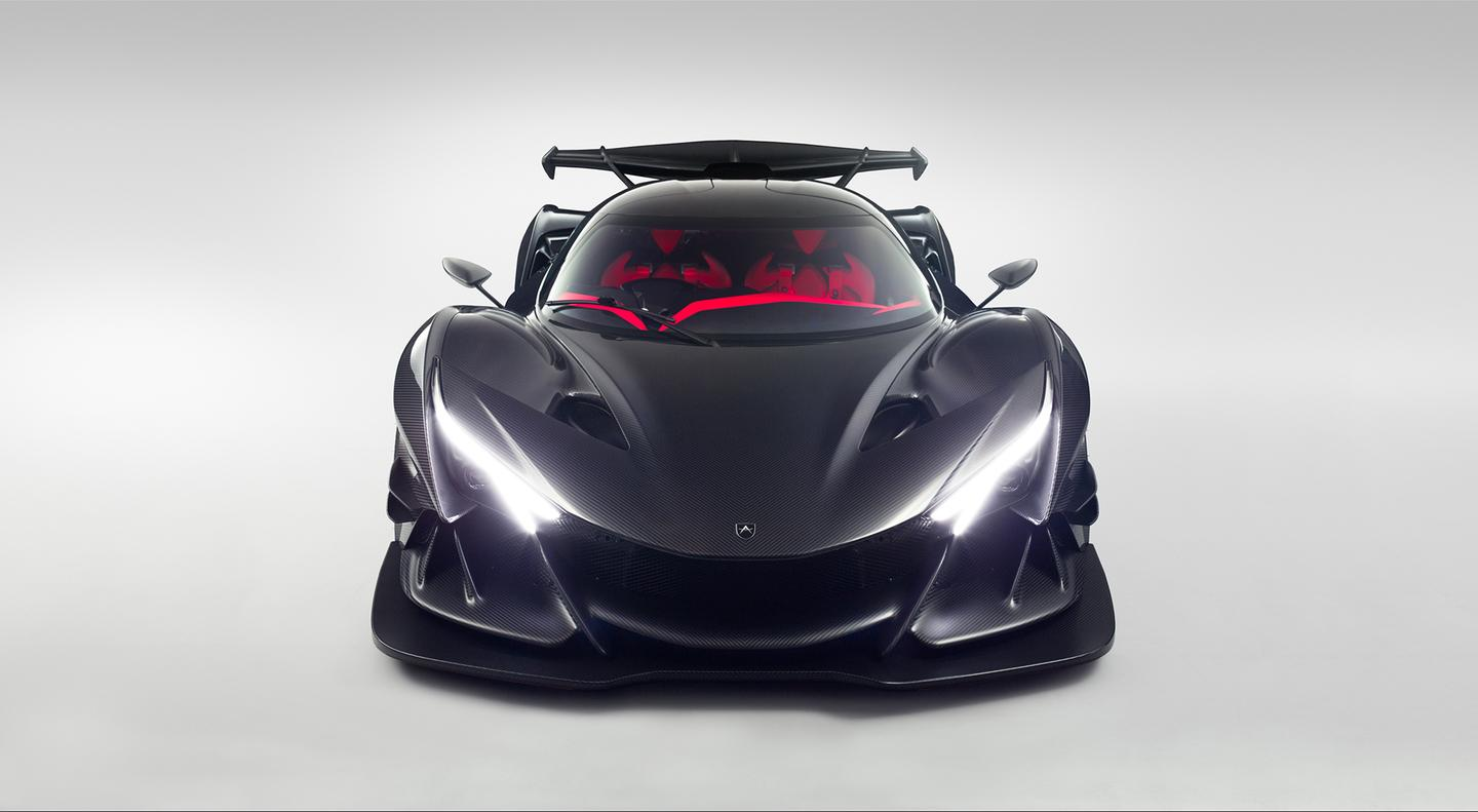 Apollo Intensa Emozione: it's Italian for 'drunk and shouty'