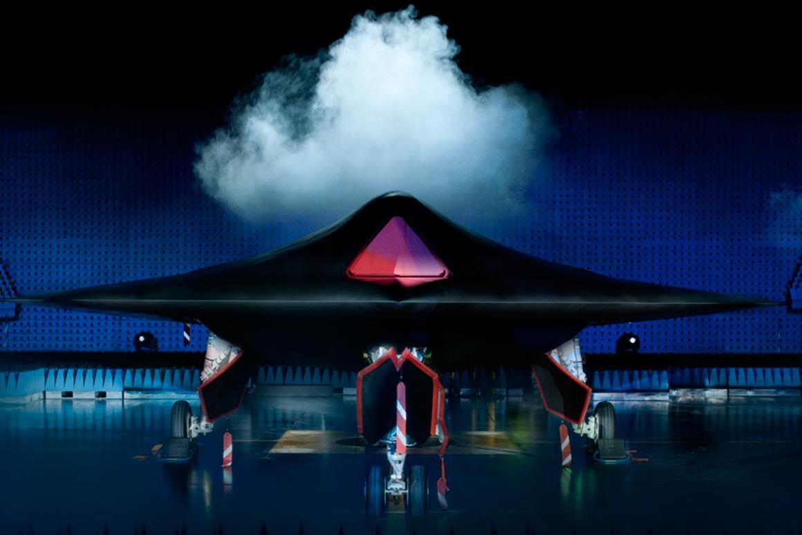 The Taranis UCAV is unveiled this week in the UK