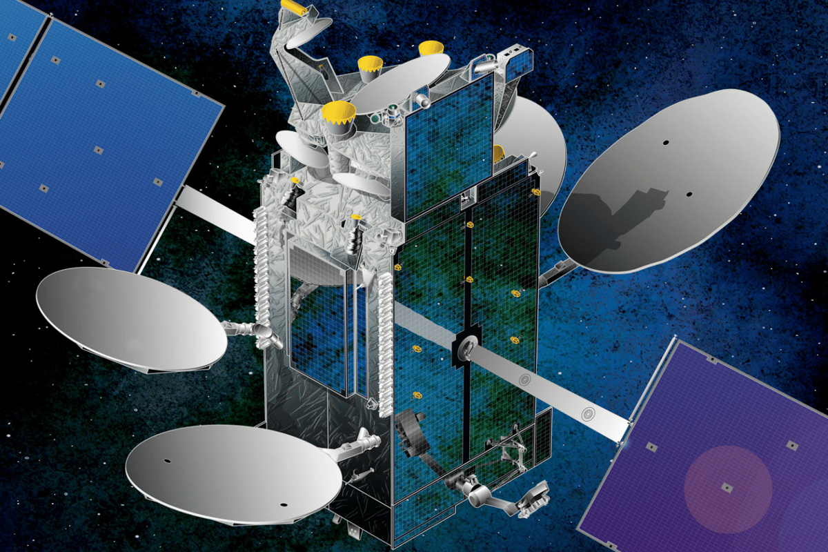 The integrated photonics modem will be tested as part of NASA's Laser Communications Relay Demonstration mission