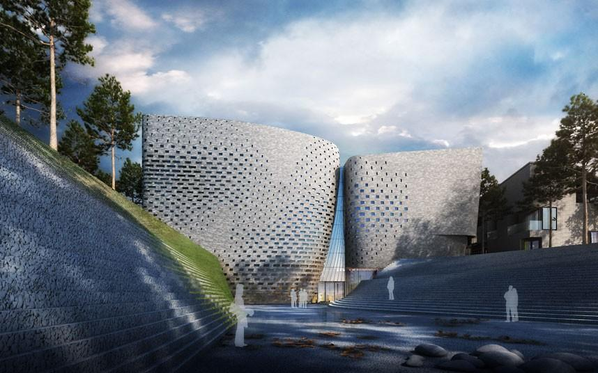 Future projects Culture: Beijing Artist Village Gallery Product - Aedas Beijing