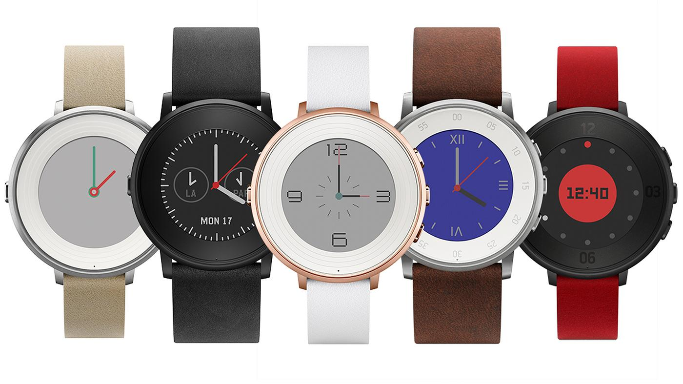 Pebble's new wearable is by far its slickest yet, just don't forget the charger