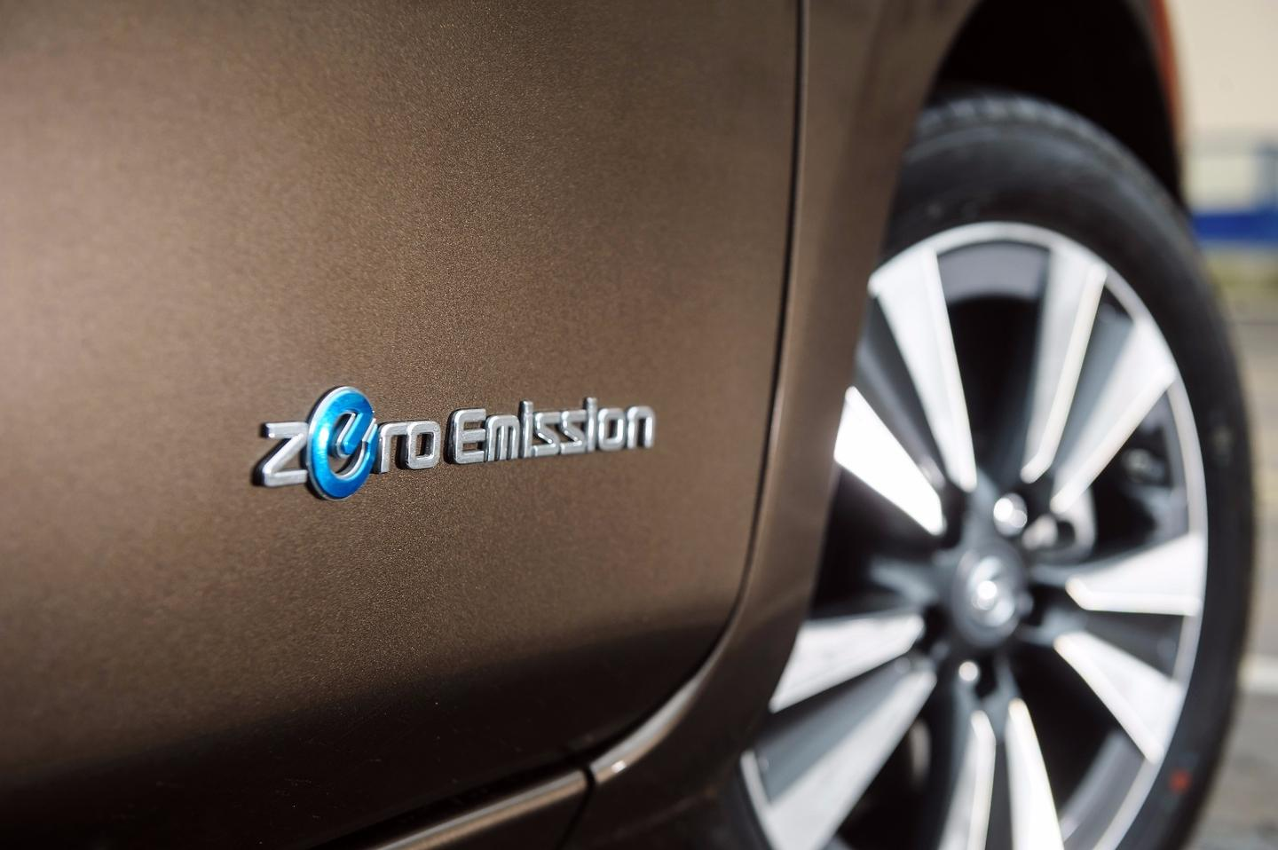 The Nissan Leaf is likely to benefit from the improvements in battery tech