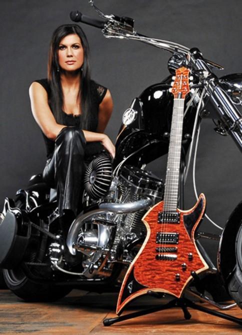 Peavey Orange County Chopper & Custom Guitar