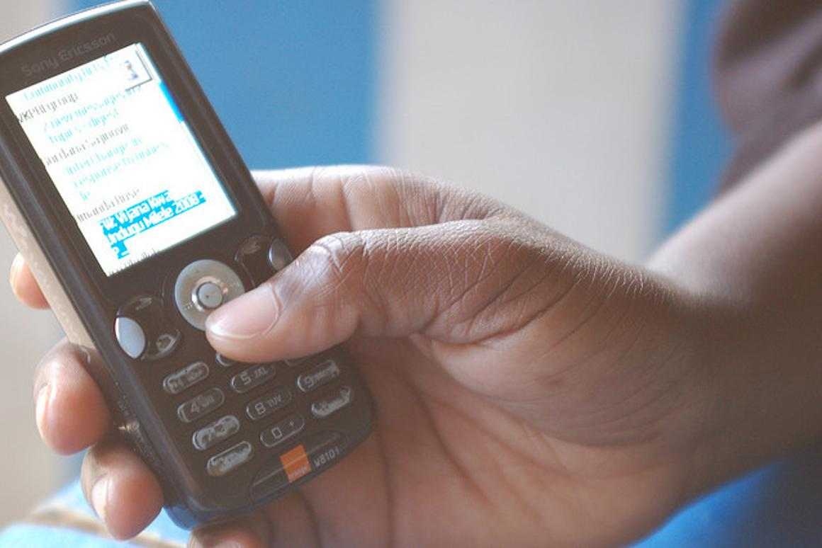 A Harvard team is developing a microbial fuel cell-based mobile phone charger, that would allow people in developing nations to charge their phones using microbes in the soil (Photo: whiteafrican via Flickr)
