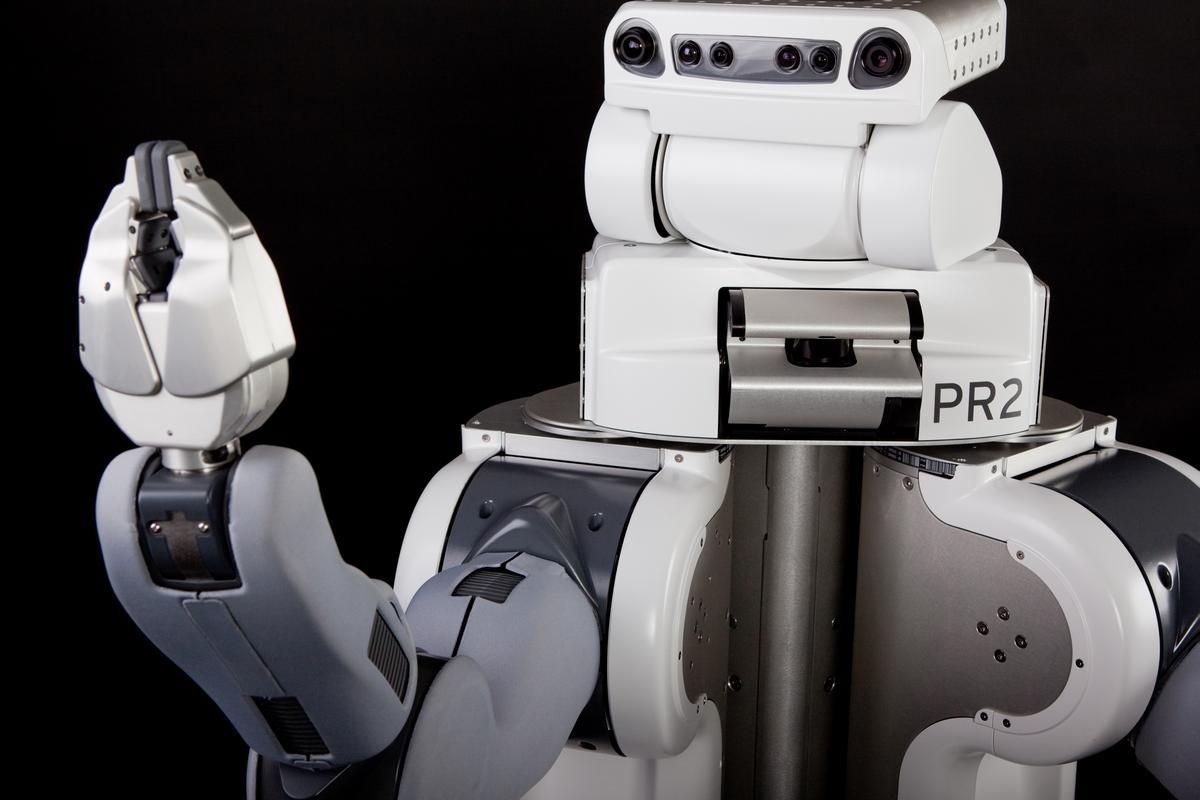 Willow Garage's PR2 personal robot