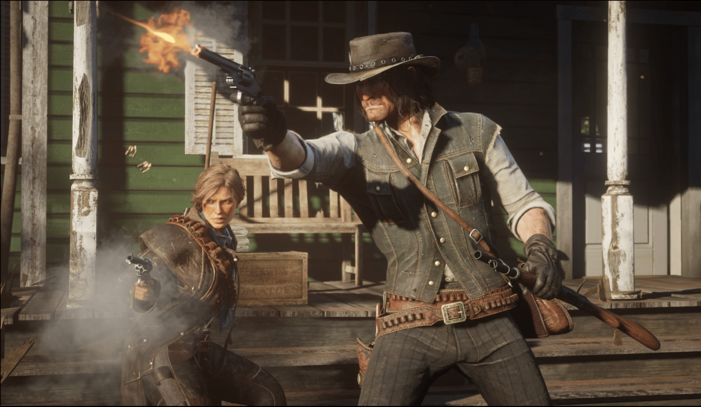 Is Read Dead Redemption 2 really a bold departure from other open-world games?