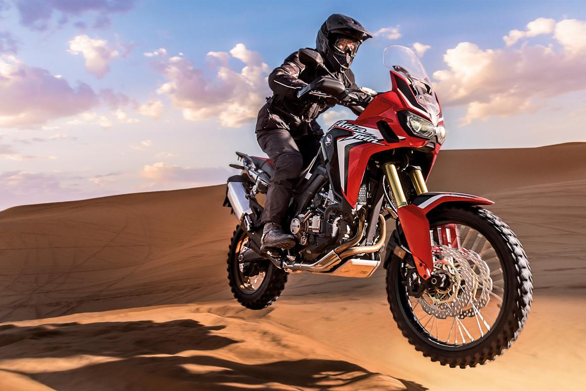 The brand new 2016 CRF1000L has been officially unveiled by Honda, marking the return of the legendary Africa Twin logo