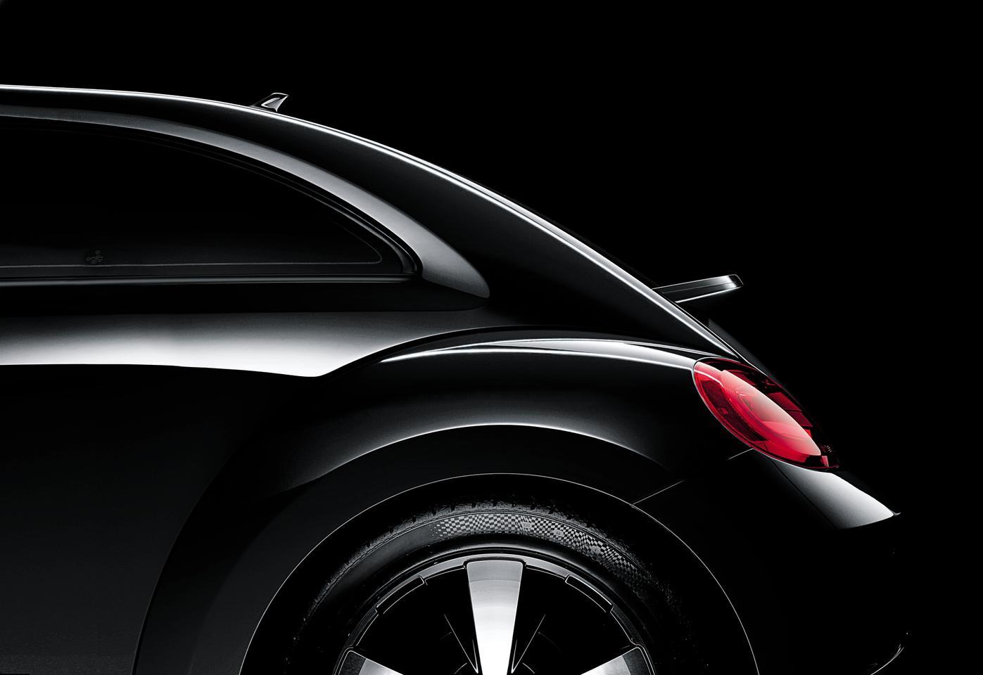 Volkswagen's third generation Beetle