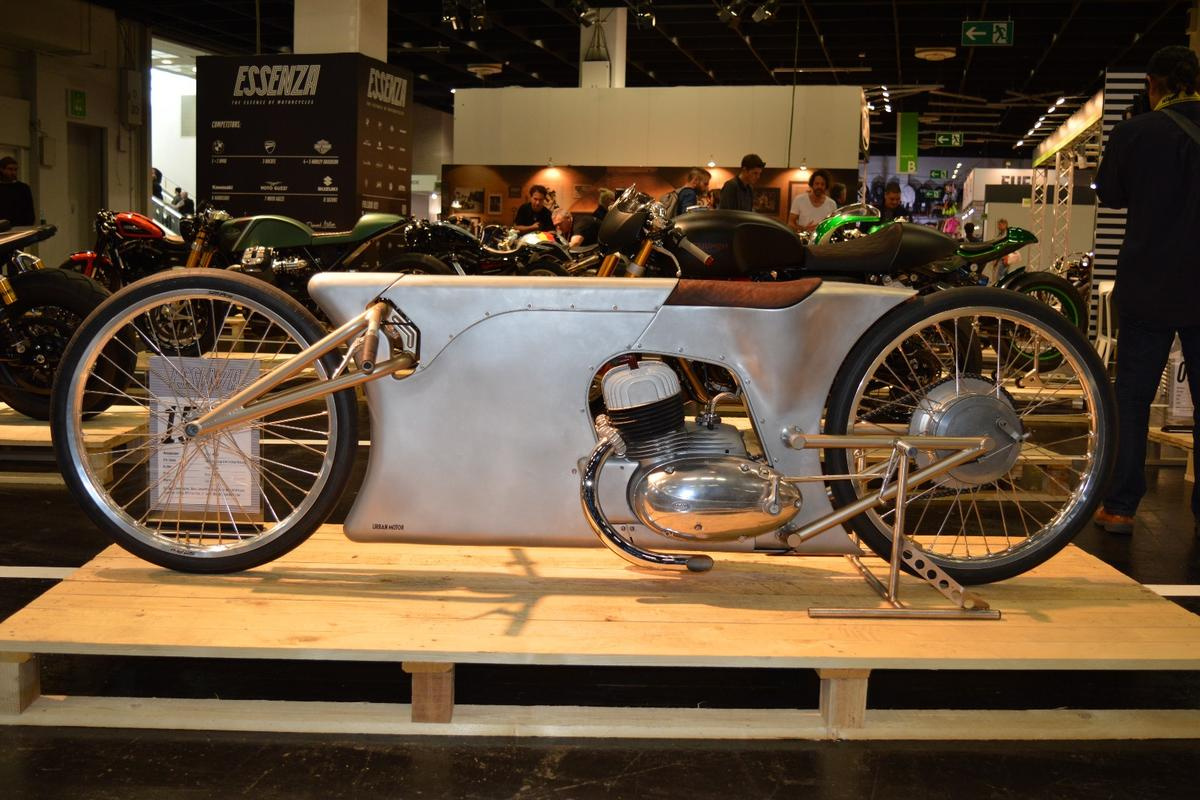 "The Jawa 350 ""Easy Like Sunday Morning"" custom by Urban Motor"