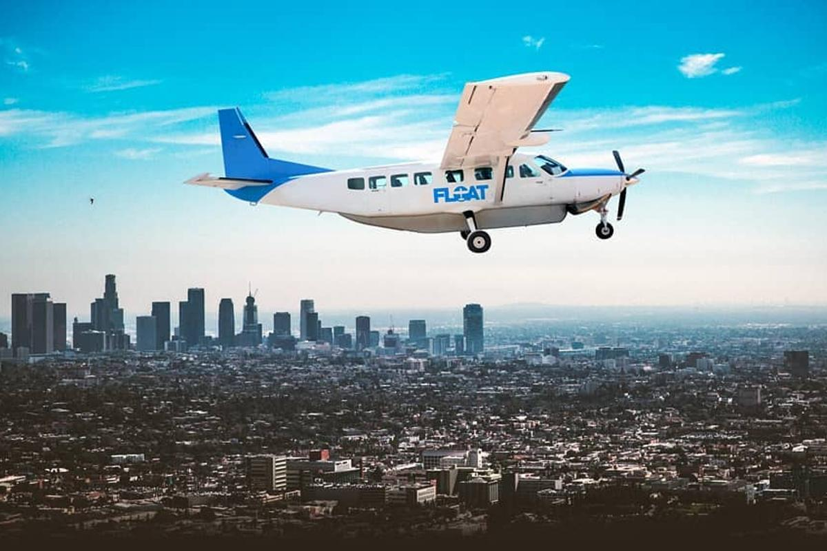 A low-tech California startup is ready to get going on cheap air commuting