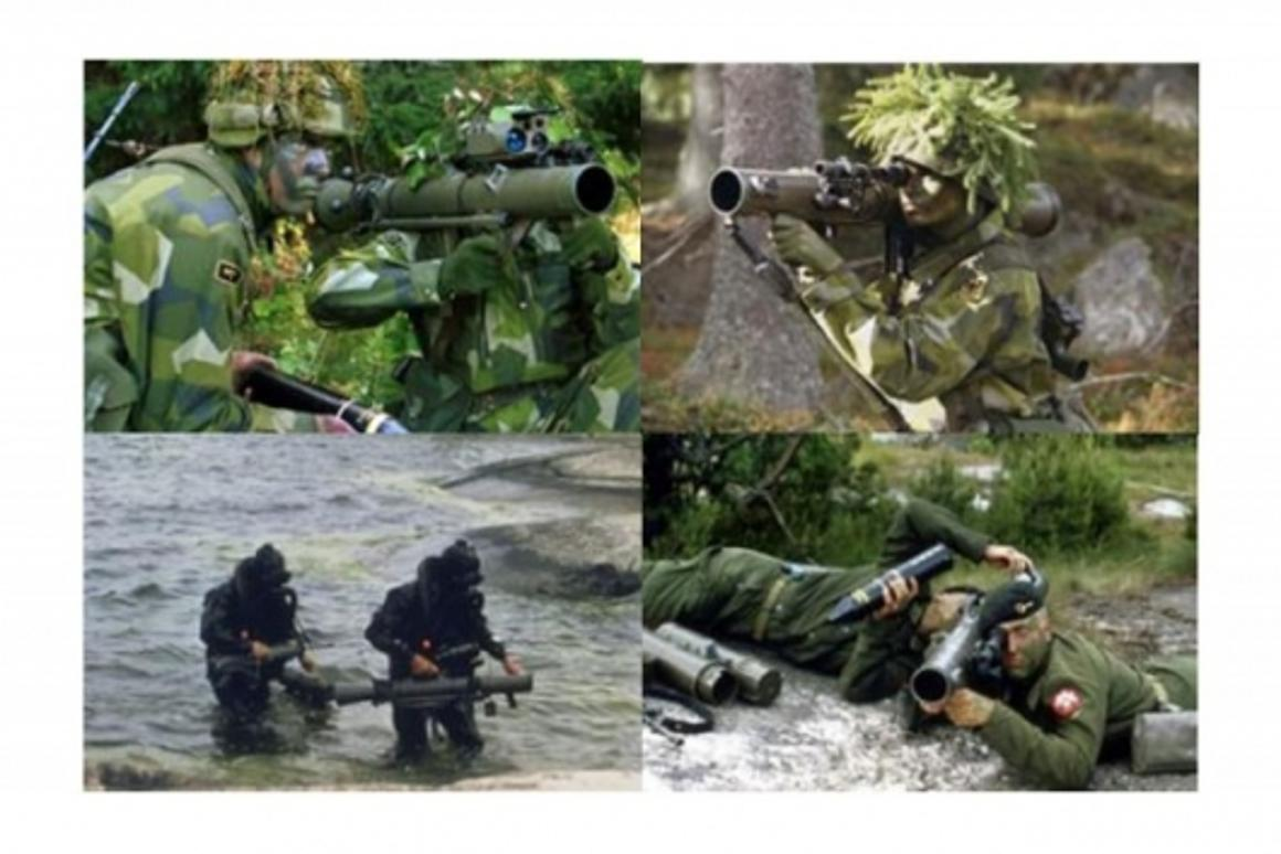 The Carl Gustav Recoilless Rifle - 60 years and still going