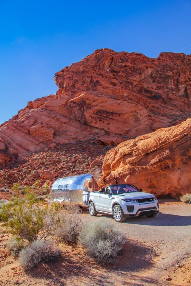 """A stylish combination touring a """"heart of the canyons"""" of its own"""