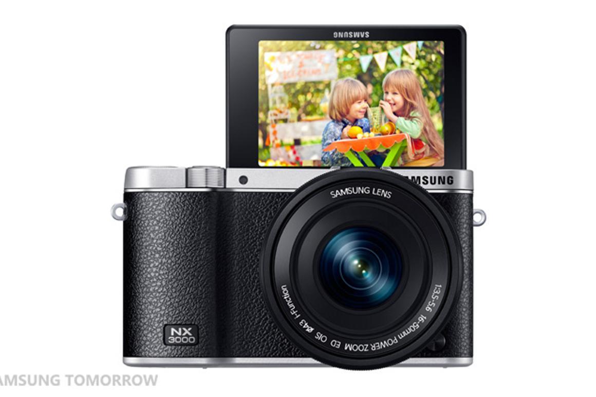 Samsung has announced the NX3000