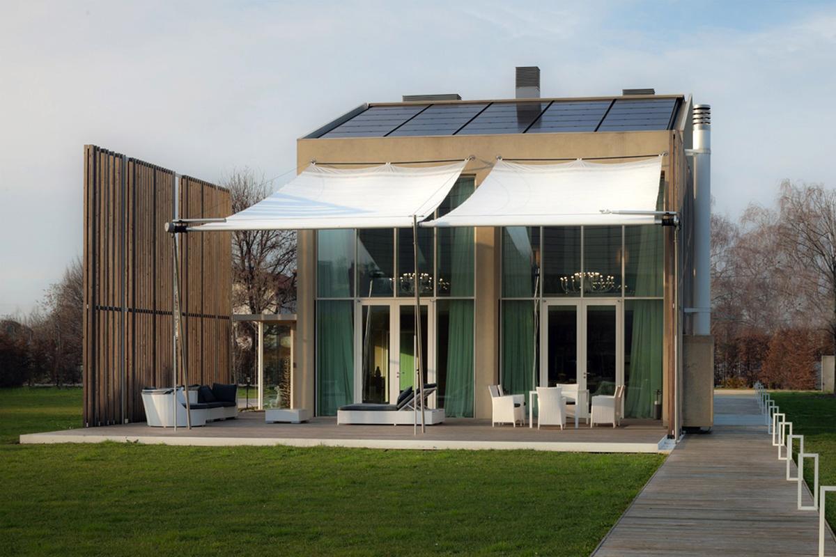 BioCasa 82, by Italian firm Rosario Picciotto Architects (Photo: Marco Zanta)