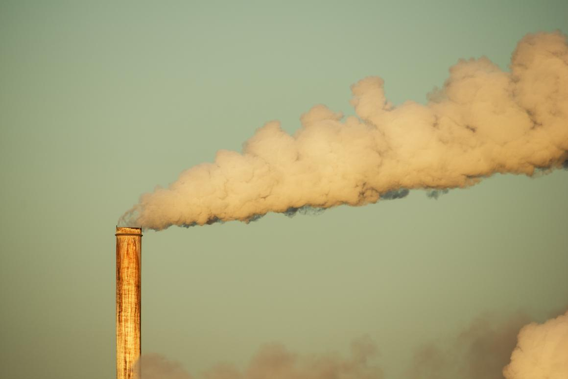 The material could find use in smokestacks, or anyplace else where excess CO2 needs to be removed from the air (Photo: Shutterstock)
