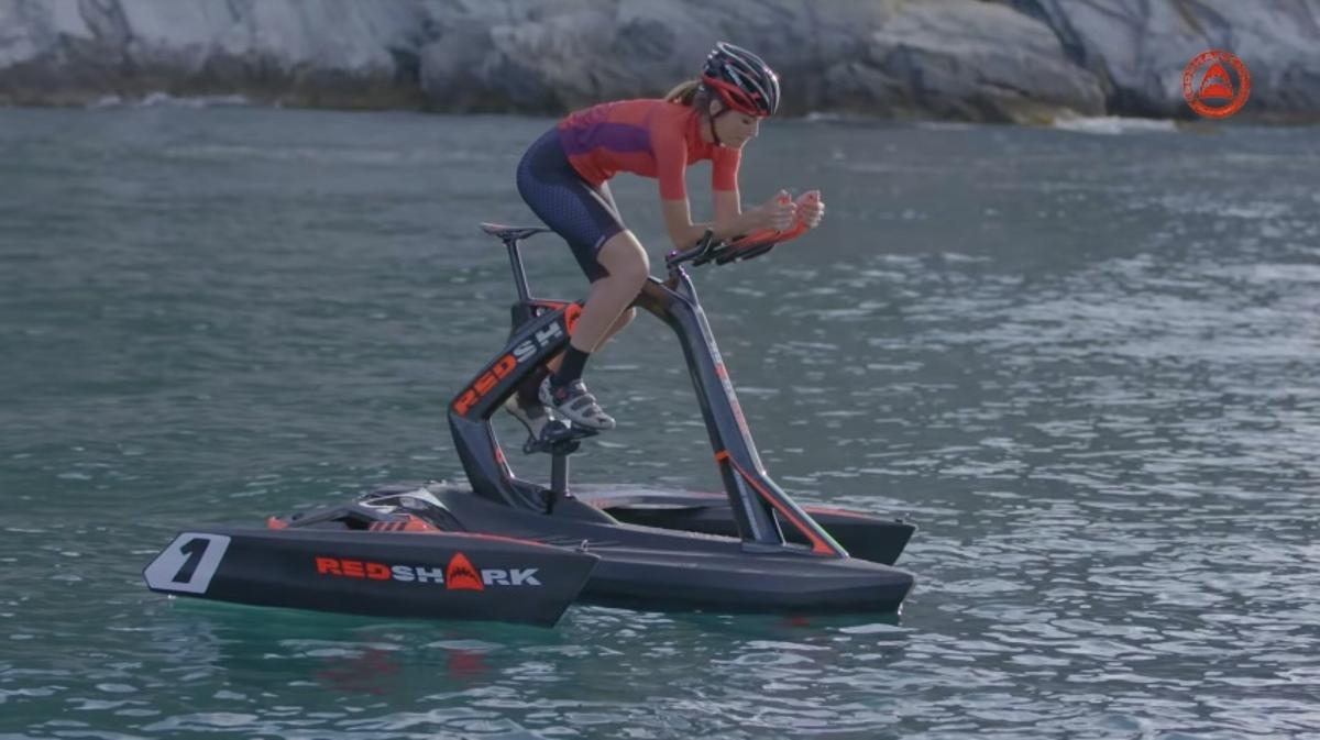 The RedShark Sport trimaran