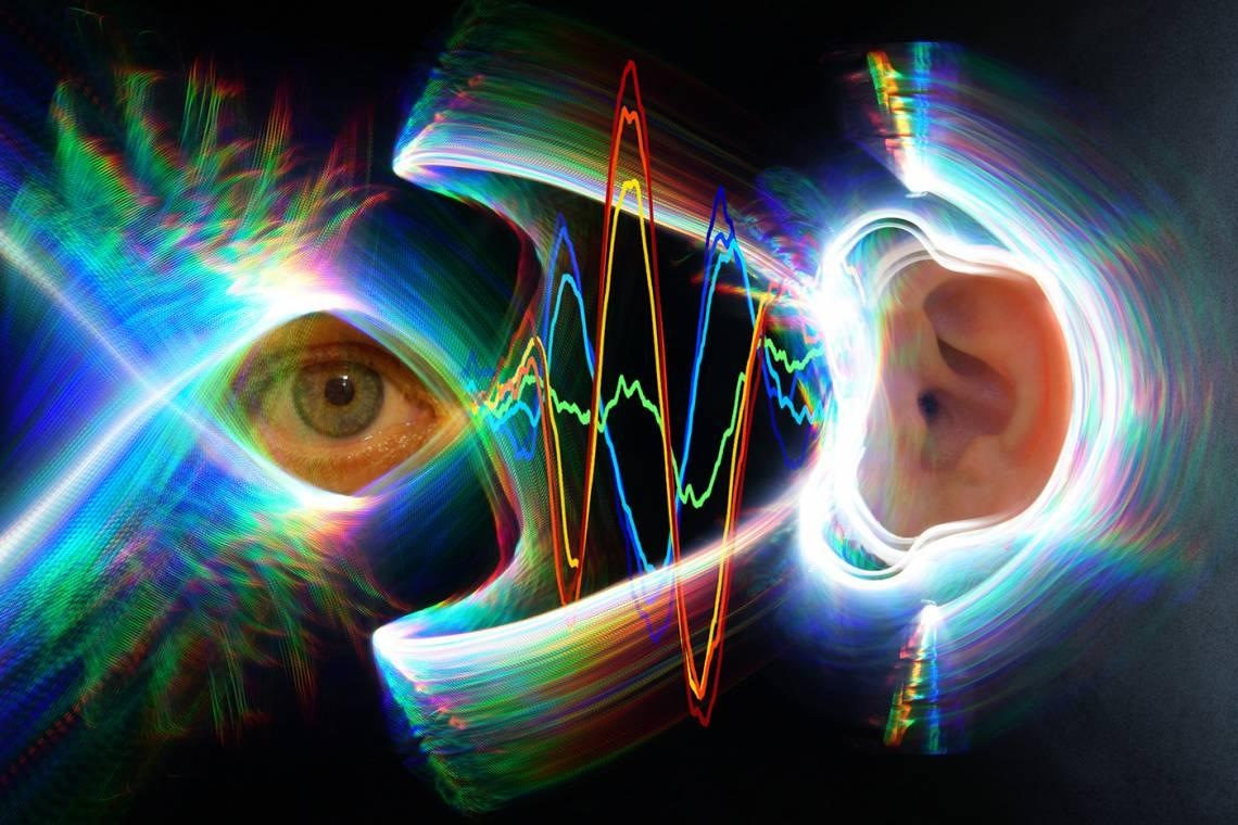 There's a previously unobserved link between our eyes and our ears