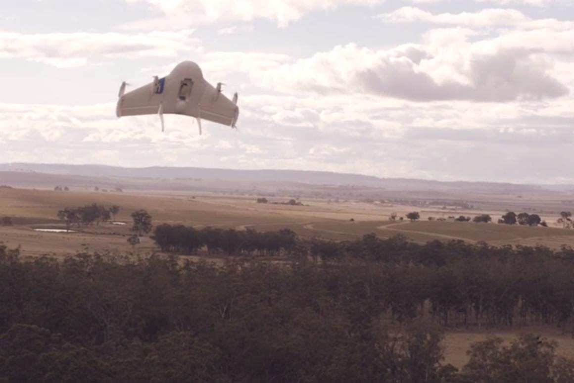 Project Wing is a Google X project aimed at developing self-flying delivery vehicles